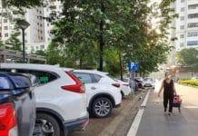 Những vấn đề cần lưu ý đối với dừng xe